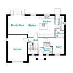 Tyne Ground Floor Plan