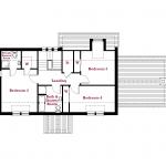 Elgol First Floor Plan
